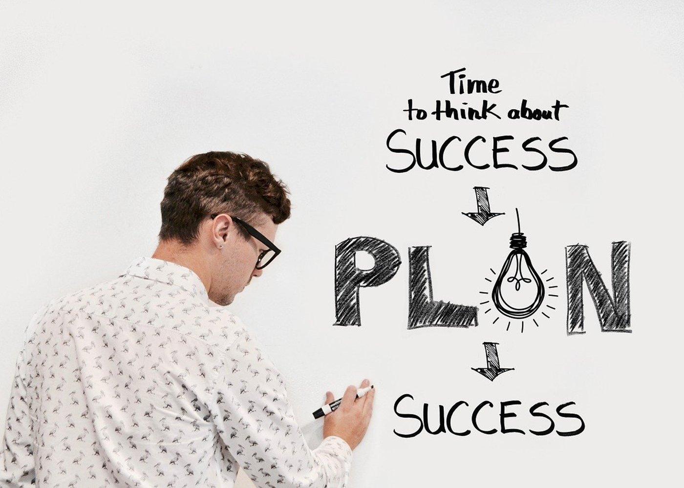 ¿Cuál es la diferencia entre plan y modelo de negocio?